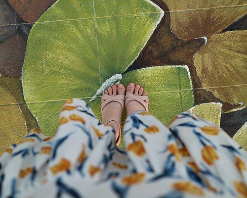 Jalkojen hoito ja pedikyyri