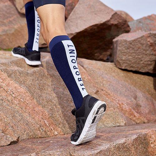 Kompresjonsstrømper Løping og Sport