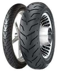 130/80-17 Dunlop 65H D408