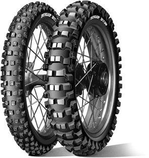 110/100-18 Dunlop 64M D739