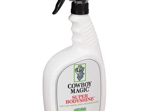 Cowboy Magic Grooming för hästen!