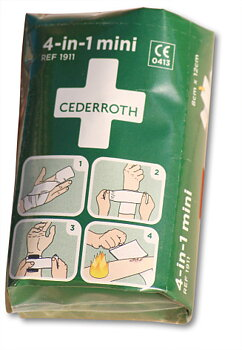 Blodstoppare mini, Cederroth