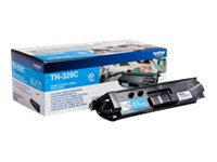 Brother Toner TN329C Cyan