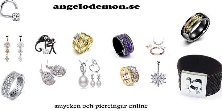 Smycken och piercingar på nätet online. Köp billiga armband c2a27d8c60d24