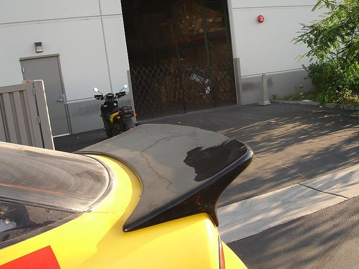 S13 Hatch Bar