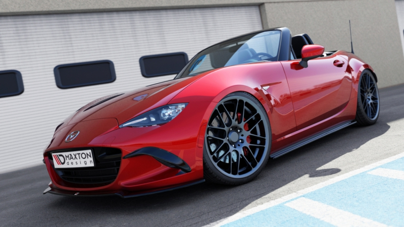 SIDE SKIRTS DIFFUSERS MAZDA MX-5 IV