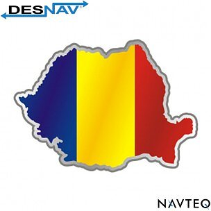 ROMANIA GPS NAVIGATION MAPS FOR ANDROID & WINDOWS CE (WINCE & MOBILE)