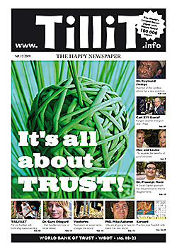 TilliT Glada Nyheter nr 12 (TilliT Happpy News no 12)
