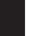 Gymnastikdräkt i svart med kantning och övre bakparti i färg