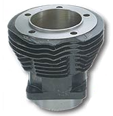 "Cylinder Big Bore 3-5/8"" Front, Std"