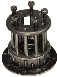 Kopplingscent. 5 Pinn. B/T 1941-E84 Kpl.
