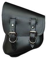 LaRosa Solo Side Bag - Svart V.sida