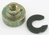 Fender/Seat Nut Kit 1/4-20