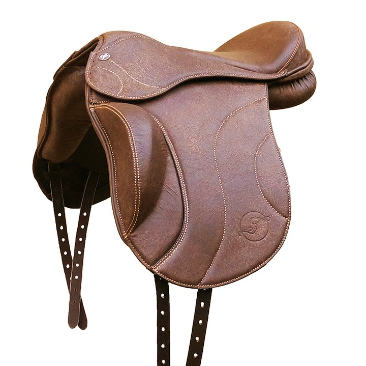 Ny bomfri sadel!