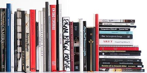 Rare photo books
