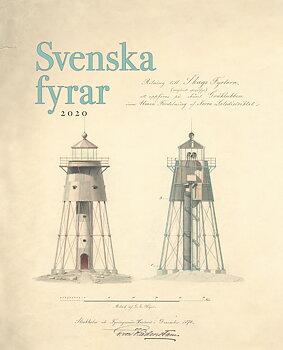 Svenska Fyrar, Väggkalender 2020