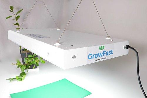 Vi kan växtbelysning  Våra GrowFast-belysningar håller högsta kvalité