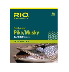 RIO Pike/Musky Leader