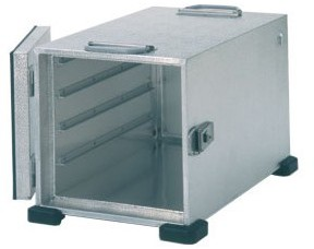 Thermobox - S 600, 4xGN 1/1