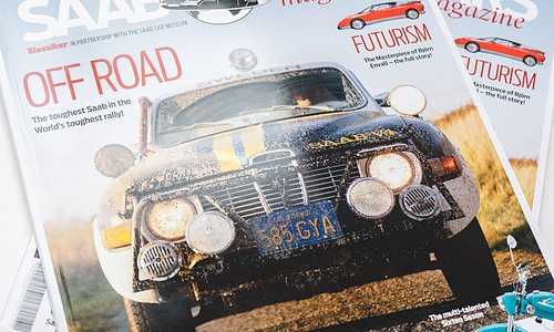 Litteratur  Saab Cars Magazine