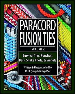 Paracord Fusion Ties - vol 2