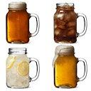 Mason Jar Glas 57 cl - Muggburk 4-Pack