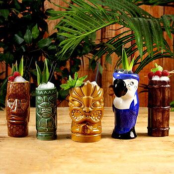 Tiki-Muggar Luau Party-set