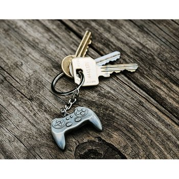 Gamer-Nyckelring