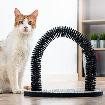 Kattbågen - Pälsvård och kattmassage