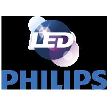 Stolparmatur Orust, Philips LED diod 37W
