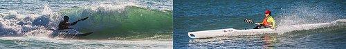 Paddelresor Portugal-Surfkajak  Sydafrika-Surfski