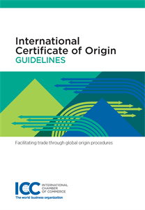 ICC Certificate of Origin Guidelines