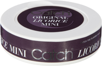 Catch Licorice Mini Portion