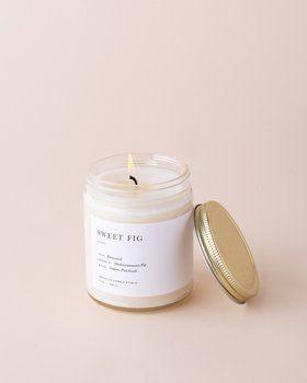 Brooklyn Candle Studio - Minimalist Sweet Fig
