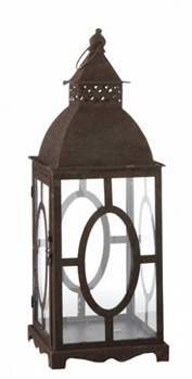 Affari Rusty Lantern Ljuslykta Small