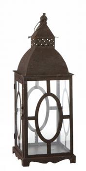 Affari Rusty Lantern Ljuslykta Large