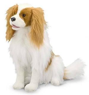 Cavalier King Charles Spaniel Hund Melissa & Doug