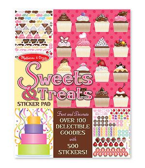 Sweets and treats - pysselbok för den sötsugne
