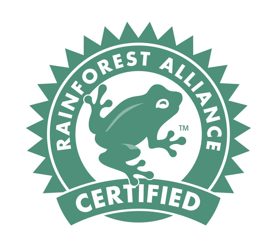 Rainforest Alliance border=