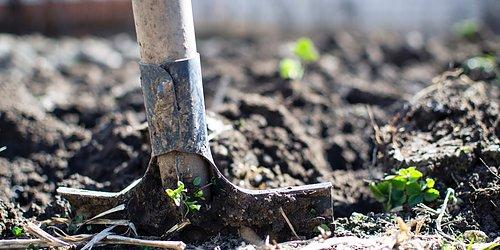 Förråd  Snygg och praktiskt förvaring för trädgårdverktyg och större saker