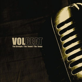 Volbeat - The Strength The Sound  The Songs - LP