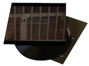 Shining - III - Angst - Självdestruktivitetens Emissarie - LP
