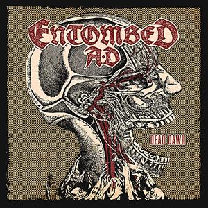 Entombed AD - Dead Dawn - White LP - SoR exclusive