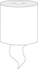 Katrin Classic Hand Towel Roll S Coreless