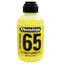 Dunlop Guitar Polish Lemon Oil