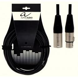 Alpha Audio Basic XLR-XLR 3m
