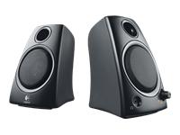 Logitech z130 2.0 högtalare