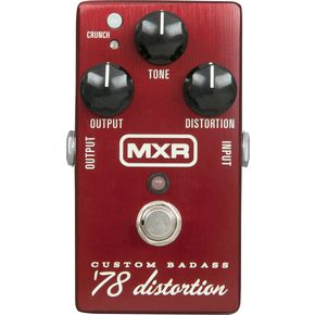 MXR M78 Custom Badass Distortion