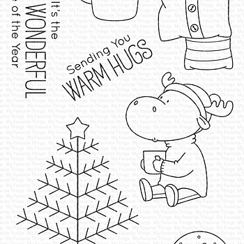 BB Merry Christmoose