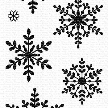 Serene Snowflakes